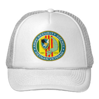 Veterano del ASA Vietnam Gorros