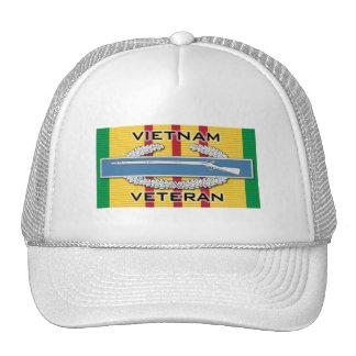 Veterano del CIB Vietnam Gorro De Camionero