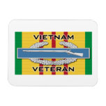 Veterano del CIB Vietnam Imanes