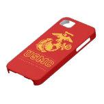 Veterano del USMC Afganistán iPhone 5 Cárcasas