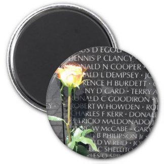 veteranos de Vietnam conmemorativos Imán De Frigorífico