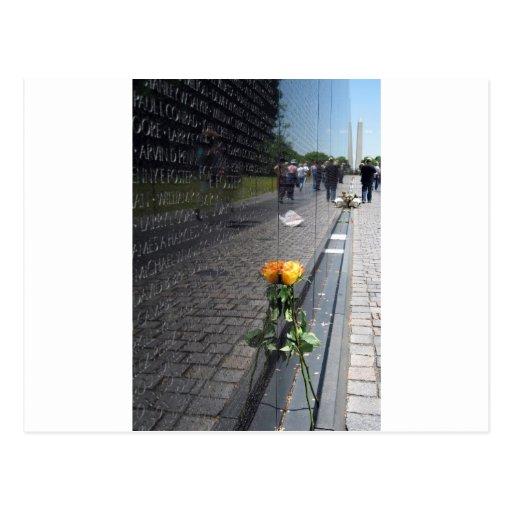 veteranos de Vietnam conmemorativos Postal
