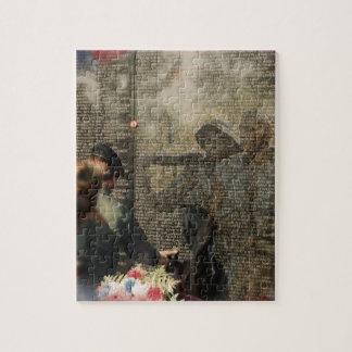 Veteranos de Vietnam conmemorativos Puzzle Con Fotos