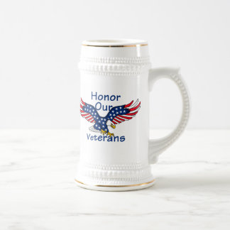 Veteranos Jarra De Cerveza