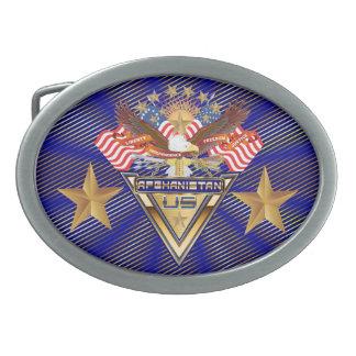Veteranos que todas las nuevas notas de la opinión hebilla cinturón oval