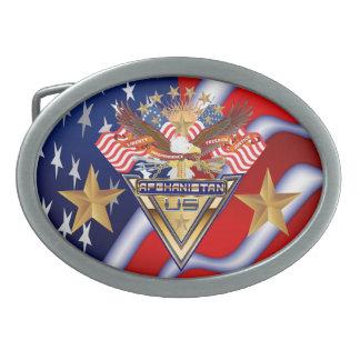 Veteranos que todas las nuevas notas de la opinión hebilla de cinturon oval