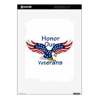 Veteranos Skin Para El iPad 2