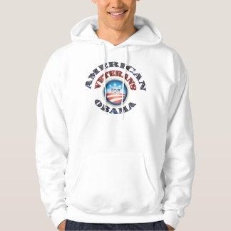 Veterans 4 Obama Sweatshirt
