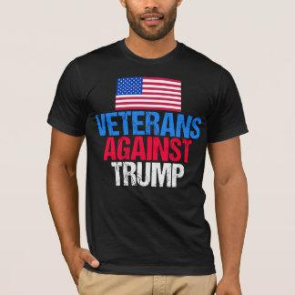 Veterans Against Trump T-Shirt
