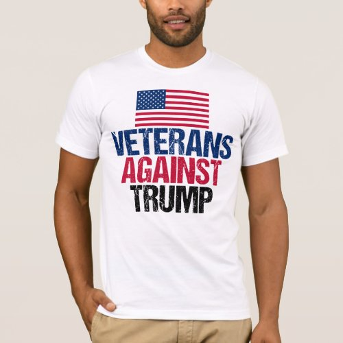 Veterans Against Trump T_Shirt