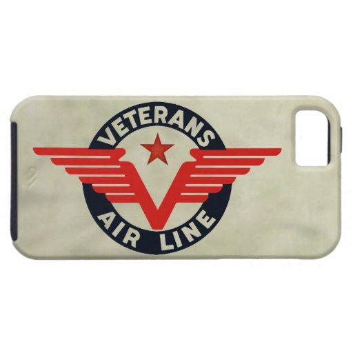 VETERANS AIRLINE. iPhone 5 CASE
