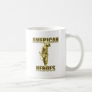 Veterans are American Heroes Coffee Mug