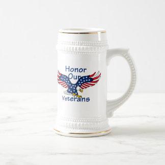 Veterans Beer Stein