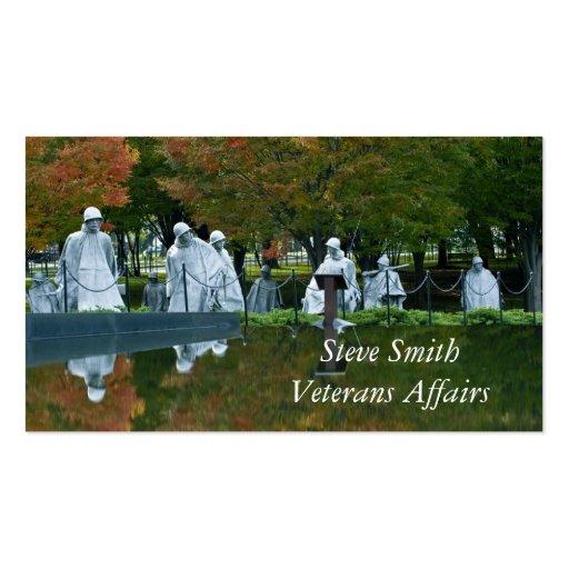 Veterans Business Cards