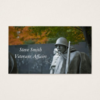 Veterans Business Card