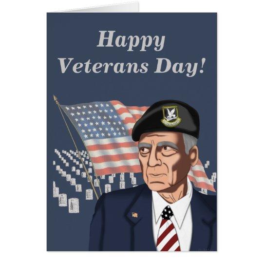 Veterans Card