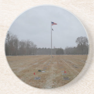 Veterans Cemetery Coasters