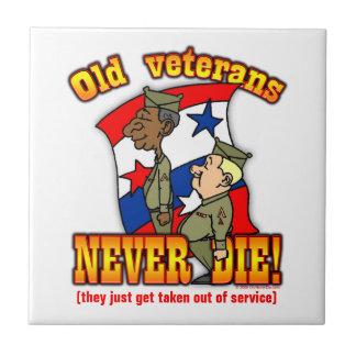 Veterans Ceramic Tile