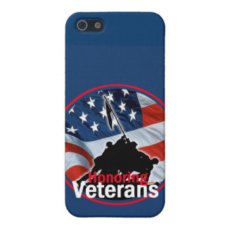 Veterans Cover For iPhone SE/5/5s