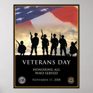 Veteran's Day 2008 Poster
