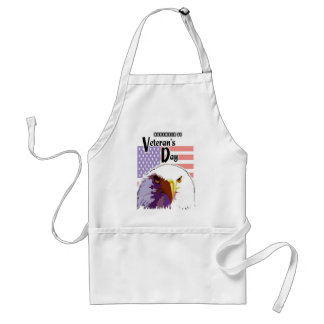 Veteran's Day Adult Apron