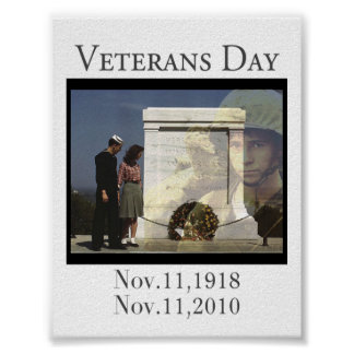 Veterans Day (Armistice Day) Posters