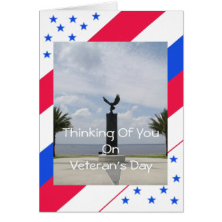 Veteran's Day Card