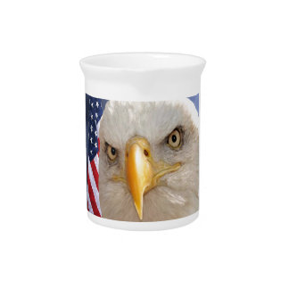 """Veterans Day"" Drink Pitcher"
