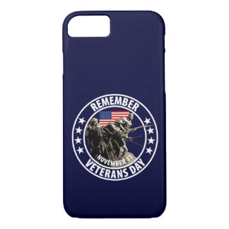 Veterans Day iPhone 8/7 Case