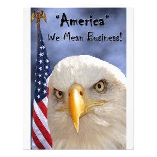 """""""Veterans Day"""" Letterhead"""