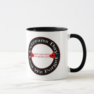 Veterans day - Mug