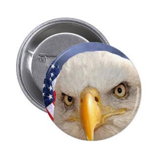 """Veterans Day"" Pinback Button"