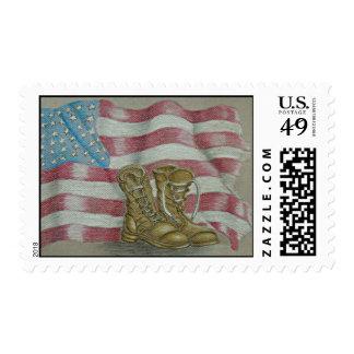 veteran's day postage stamp