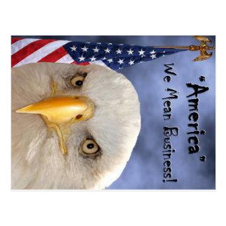 """Veterans Day"" Postcard"