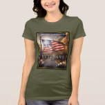 Veteran's Day - Remembering a lost... - Customized T-Shirt