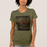 Veteran's Day - Remembering a lost... - Customized Tshirt