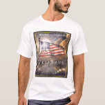 Veteran's Day - Remembering our lost veterans T-Shirt