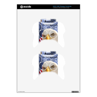 """Veterans Day"" Xbox 360 Controller Skins"