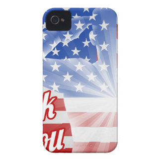 Veterans Day Thank You American Flag iPhone 4 Case