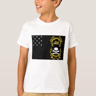 Veterans Exempt Flag T-Shirt