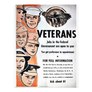 Veterans Personalized Flyer