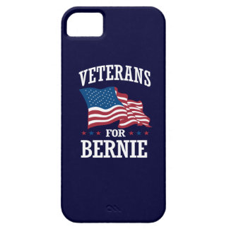 VETERANS FOR BERNIE SANDERS iPhone SE/5/5s CASE