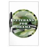 Veterans for Obama Dry-Erase Board