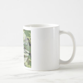 Veterans for Obama Classic White Coffee Mug