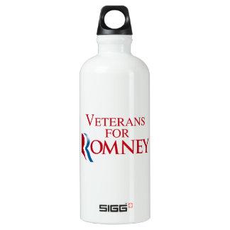 VETERANS FOR ROMNEY.png SIGG Traveler 0.6L Water Bottle