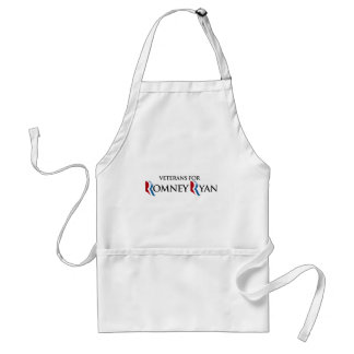 VETERANS FOR ROMNEY RYAN.png Adult Apron
