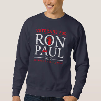 Veterans for Ron Paul Shirt