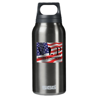 Veterans In Photography (V.I.P.) Insulated Water Bottle