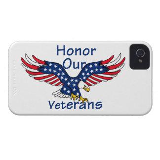 Veterans iPhone 4 Case