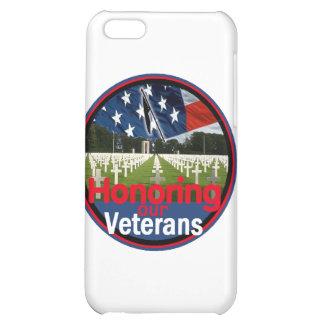 Veterans iPhone 5C Cases